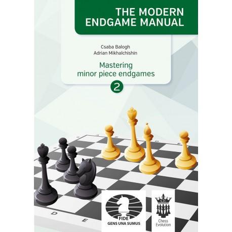 Balogh & Mikhalchishin - Mastering minor pieces endgames 2