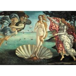 Puzzle 1000 pièces - Naissance de Venus de Boticelli