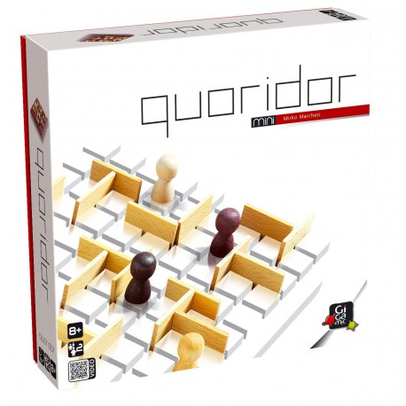 Quoridor travel