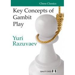 Razuvaev - Key Concepts of Gambit Play (hardcover)