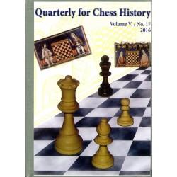 Quarterly for Chess History, Volume 5, No. 17