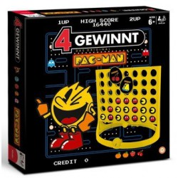 Puissance 4 Pac-Man