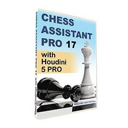 DVD Chess assistant 17 Pro