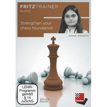 DVD Mohota: Strengthen your chess foundation