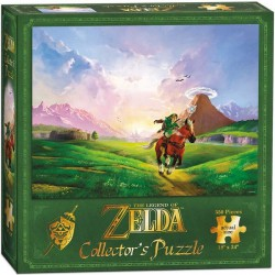 Puzzle 550 pièces - The Legend of Zelda