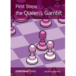 Martin - First steps : Queen's gambit