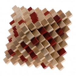 Casse-tête Cristal 99 en bois