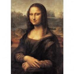 Puzzle 500 pièces - Joconde (Mona Lisa), Leonard de Vinci