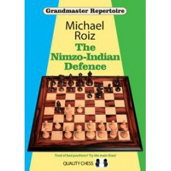 Roiz - Nimzo-Indian Defence (Hard cover)
