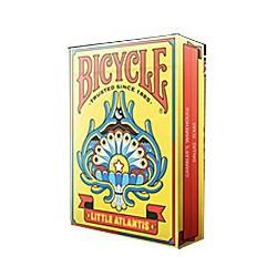 Cartes à jouer Bicycle Little Atlantis Day