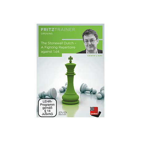 DVD Stonewall Dutch - A Fighting Repertoire against 1.d4