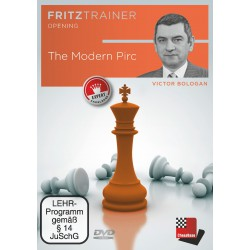 DVD Bologan - The Modern Pirc