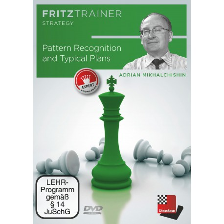 DVD Mikhalchishin - Pattern Recognition and Typical Plans