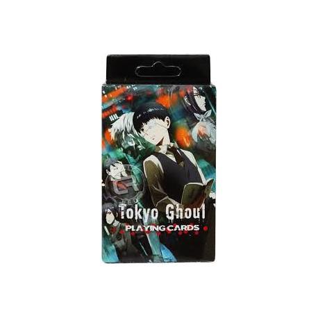 Cartes à jouer Tokyo Ghoul Anime