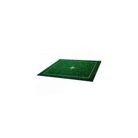 Tapis de cartes Vert 60 cm
