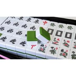 Mah-Jong Classique Vert Grand Format