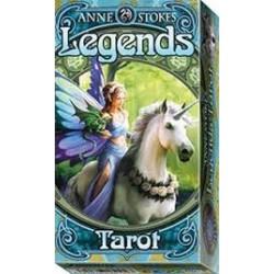 Tarot divinatoire Anne Stoke Legends