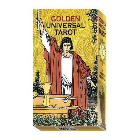 Tarot divinatoire Golden universal