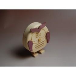 Casse-tête Japonais Kumiki Lucky Owl