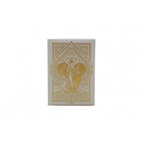 Cartes à jouer Tycoon White
