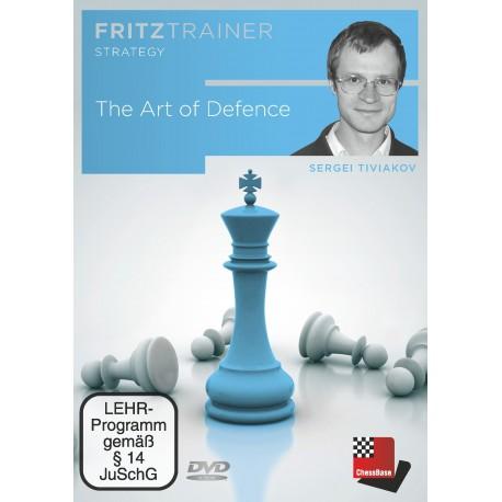 DVD Tiviakov - The Art of Defence