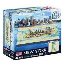 Puzzle 4D New-York Mini