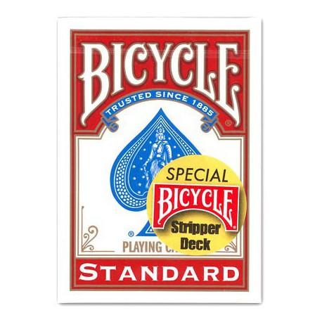 Cartes de magie Bicycle Biseaute