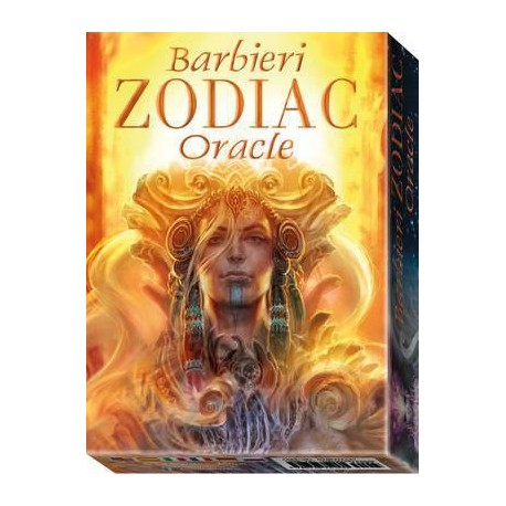 Tarot Oracle Zodiac Barbieri