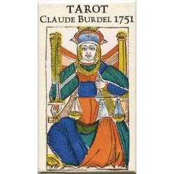 Tarot divinatoire Burdel 1751