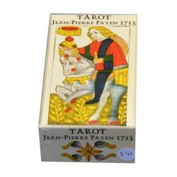 Tarot divinatoire Payen 1713