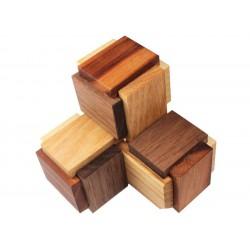 Casse-tête en bois 3 Boxy