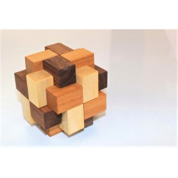 Casse-tête Prima-Star en bois