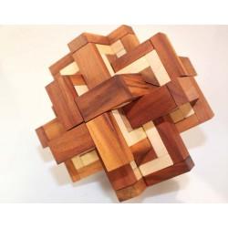Casse-tête en bois ViperCross