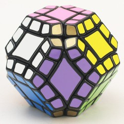 Cube 12 Axis Rhombic Dodecahedron - Lanlan