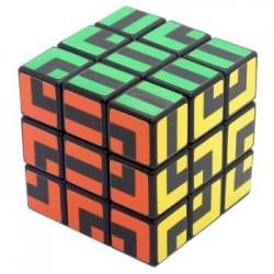 Cube 3x3 Labyrinth