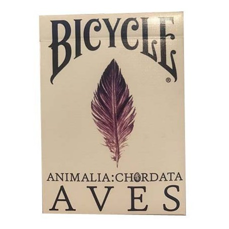 Cartes à jouer Bicycle Aves