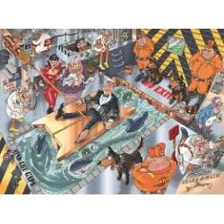 Puzzle 1000 pièces - La Grande Evasion