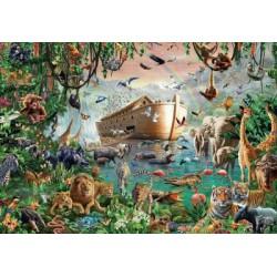 Puzzle 3000 pièces - L'Arche de Noé