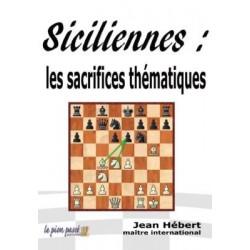 Hébert - Siciliennes : les sacrifices thématiques