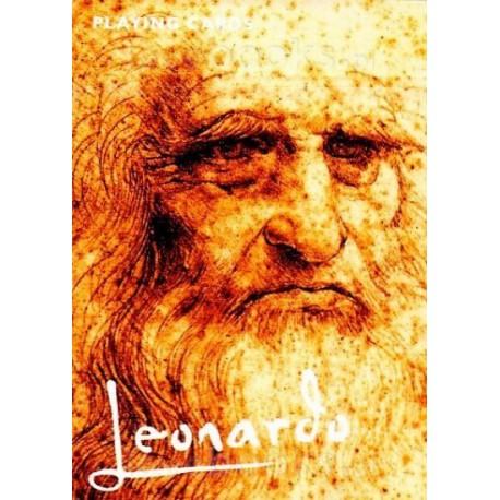 Cartes à jouer Leonardo