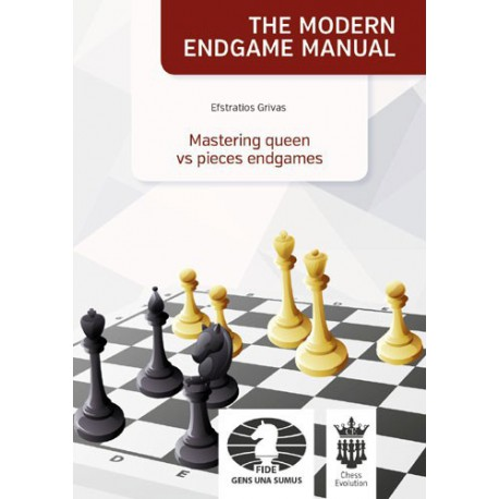 Grivas - Mastering queen vs pieces endgames