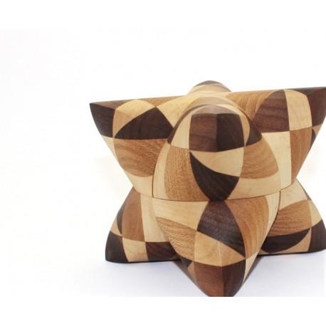 Casse-tête Dual Tetrahedron 28