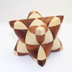 Casse-tête Dual Tetrahedron 03