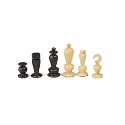 Pièces d'échecs en buis Karpov n°3 - Taille 4