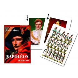 Cartes à jouer Napoleon le Grand