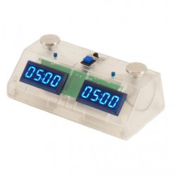 Pendule Zmartfun ZMF-II Transparent - Blue LED