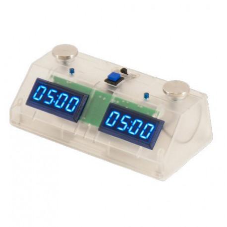Pendule Zmartfun ZMF-II Transparent - Blue LED