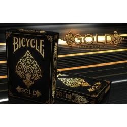 Cartes à jouer Bicycle Gold