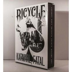 Cartes à jouer Bicycle karnival Fatal