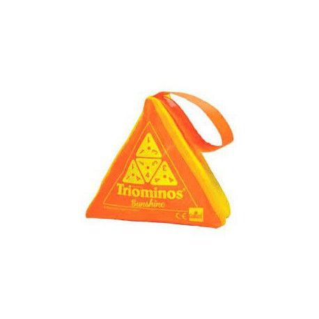 Triominos Sunshine Orange